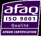 Logo afac iso 9001