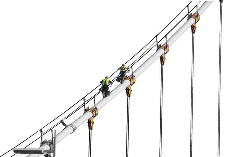 Vertic securite en hauteur