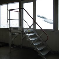 Escaliers sur-mesure VERTIC
