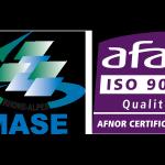 VERTIC est certifié pour 3 ans ISO 9001 et MASE