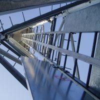 Système rail antichute vertical : VERTIRAIL - VERTIC