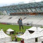 Stade Bollaert Lens - ligne de vie horizontale BATILIGNE et Garde-corps ALTILISSE VERTIC